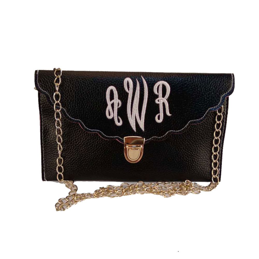 Clutch-Bag Chain Perfect-Quality Personalize Crossbody-Bag Women Lady PU Envelope