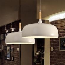 LukLoy luces colgantes para cocina de madera, lámpara LED moderna, lámpara colgante de techo, accesorios de iluminación para sala de estar