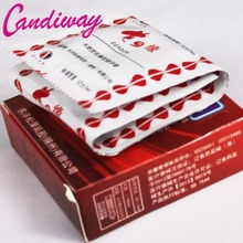 Candiway 3pack Ultra Thin Condoms Dotted Pleasure for he Natural Latex Rubber Condoms gasm sex toys For men