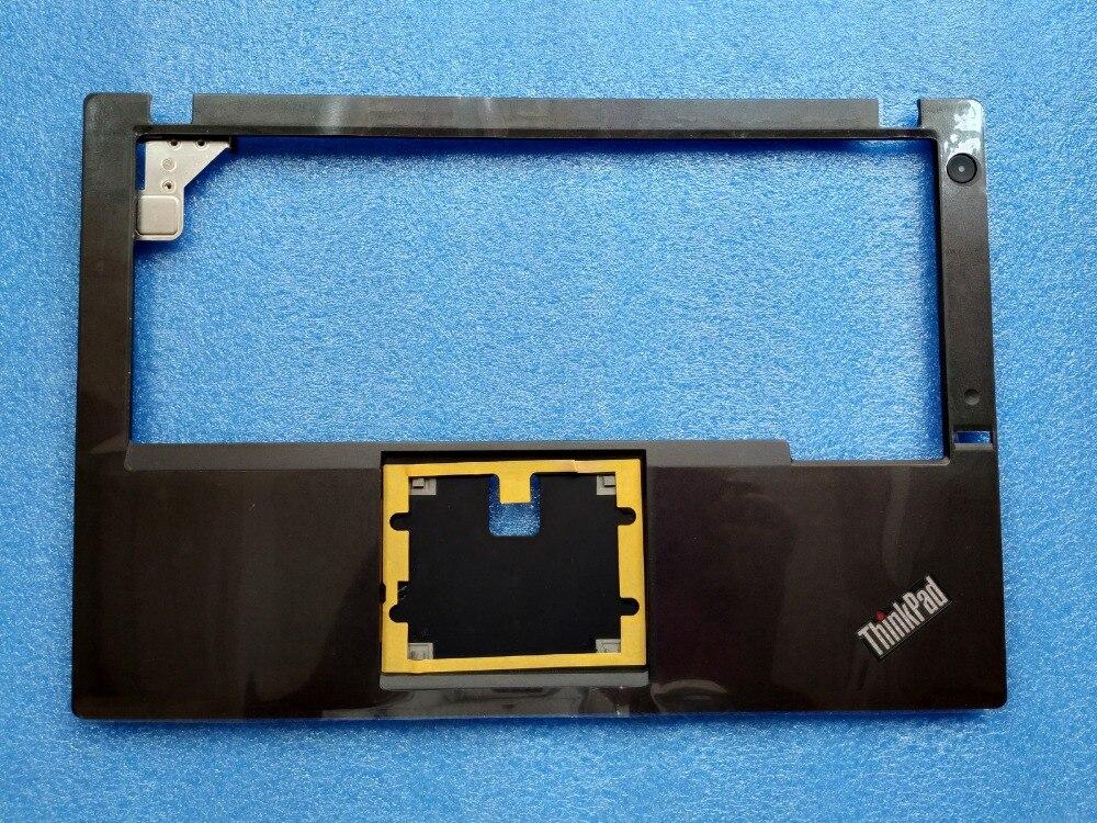 New Original for Lenovo ThinkPad X240 X240i X250 X250I Palmrest Bezel Cover Upper Case FP Hole 04X5180 цена