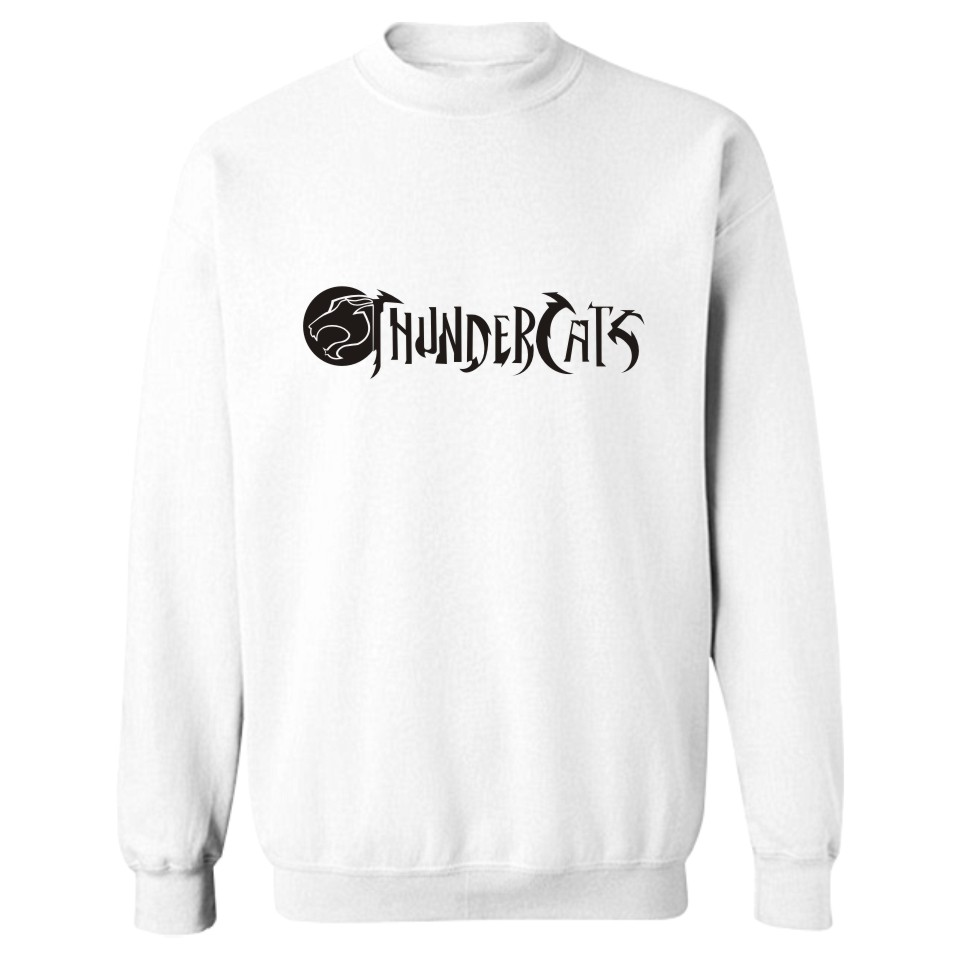 Hero Cartoon THUNDERCATS Fashion Sweatshirt Men Hip Hop in 4XL Mens Hoodies and Sweatshirts Streetswear Style XXS
