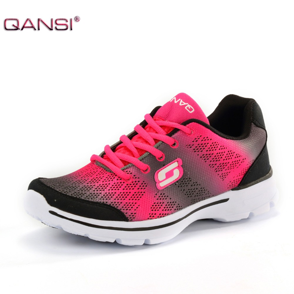 2018 New Gradually Changing Color Women Running Shoes ...