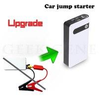 Mini Portable 12000mAh Car Jump Starter Power Bank Starting Device 12V Diesel Petrol Car Charger For