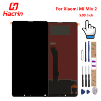 Xiaomi Mi Mix 2 LCD Display Touch Screen 5 99 Inches Tested New Digitizer Assembly Replacement