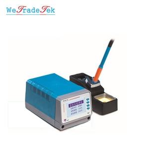 Image 2 - TOOR 75W T12 11 Lead Free Soldering Station Intelligent Temperature Control 3 Seconds Fast Heating Auto Sleep BGA Rework Station