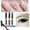 Maquiagem 1 UNID 2016 Nuevo Negro Impermeable Delineador Líquido Maquillaje 24 H Long-lasting Eye Liner Lápiz Belleza Herramientas de cosméticos