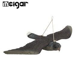 Flying Hawk Decoy Pest Control Repellent Predator Decoy Garden Scarer Scarecrow Bird Deterrent Outdoor Hunting Pest Scarer