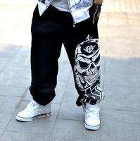 Pockets Cargo Harem Pants Men Casual Joggers Men's taro printed casual pants Trousers Hip hop Harajuku mens sweat pants #c55