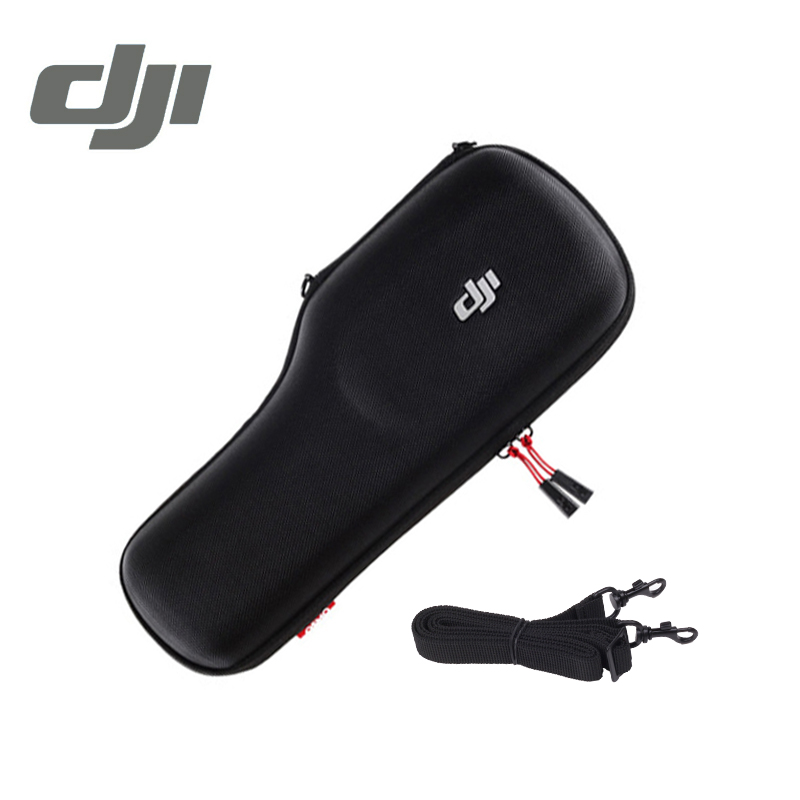 цена на DJI OSMO MOBILE Carrying Case Shock Resistant Hard Shell Casing for Osmo Original Accessories Part