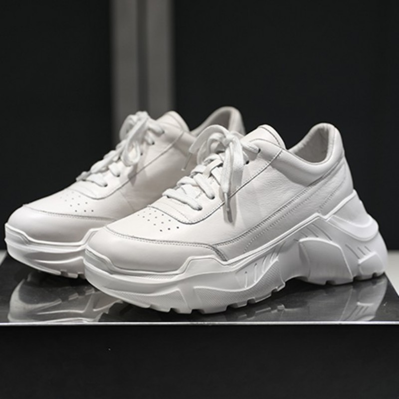 Top Quality Solid Black White Shoes Female Genuine Cow Leather Light Weight Breathable Sneakers Lace Up Jogging Sport ShoesTop Quality Solid Black White Shoes Female Genuine Cow Leather Light Weight Breathable Sneakers Lace Up Jogging Sport Shoes