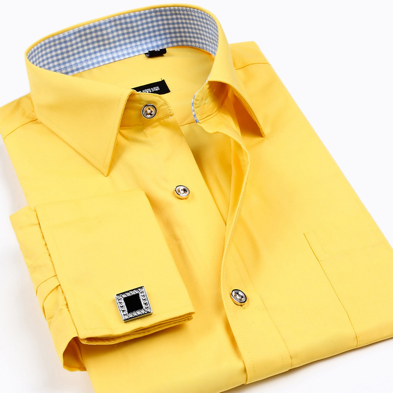 Popular Mens Yellow Shirts-Buy Cheap Mens Yellow Shirts lots from ...