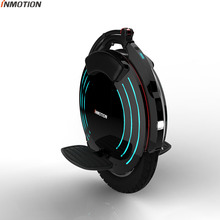 Original INMOTION V10F Self Balancing Electric Scooter 2000W Build-in Handle Unicycle Hoverboard With Decorative Lamps Longboard