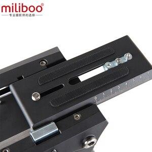 Image 2 - Miliboo cabezales de fluido para vídeo de películas M8, carga de 15 kg, soporte para cámara con trípode, tazón de 100mm