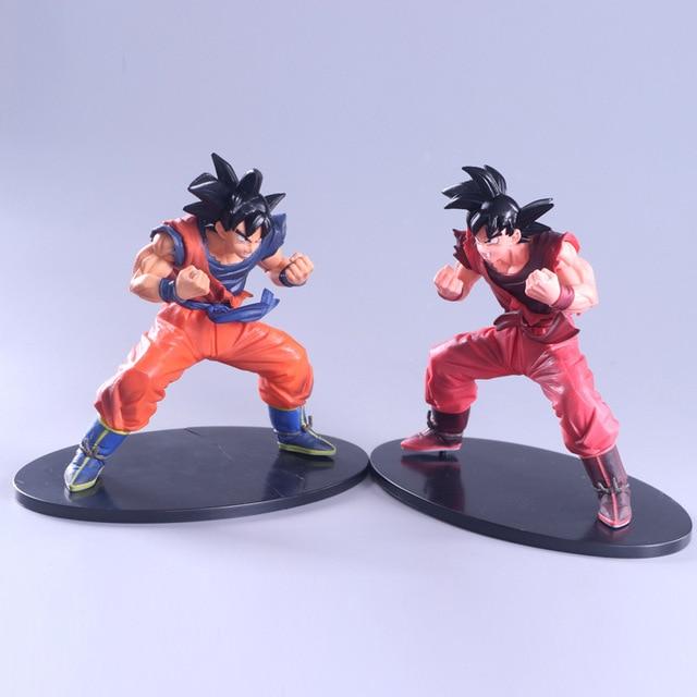 17 cm Modo de Son Goku Dragon Ball Z Figura de Ação do PVC Para O Modelo Para O Quarto Escritório Collectible Modelo Toy Hobbies