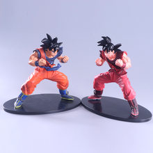 17 cm Modo de Son Goku Dragon Ball Z Figura de Ação do PVC Para O Modelo Para O Quarto Escritório Collectible Modelo Toy Hobbies(China)