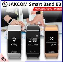 Jakcom B3 Relógio Inteligente para A Apple android phone suporte removível para ser um fone de ouvido bluetooth smartwatch reloj inteligente