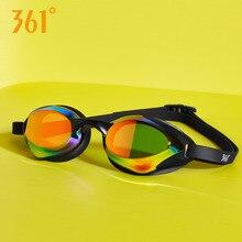 цена на 361 Adult Kids Swim Goggles Professional Anti Foggy Men Water Glasses Pool Clear Lens Swimming Goggles Silicone Swimming Eyewear