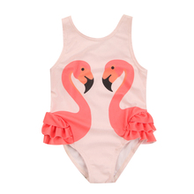Newborn Kid Baby Girls Clothing Tops Bodysuits Swimsuit Costume Swimwear Cute Clothes Girl Ages 1-6Y