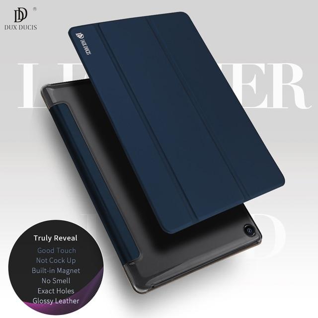 reputable site d1503 19462 US $12.24 30% OFF|Luxury PU Leather Case For Xiaomi Mi Pad 4 LTE 8