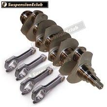 4340 стальные коленчатые валы+ стержни комплект для Fiat 128 Punto GT 1,4 67,4 мм 1800HP