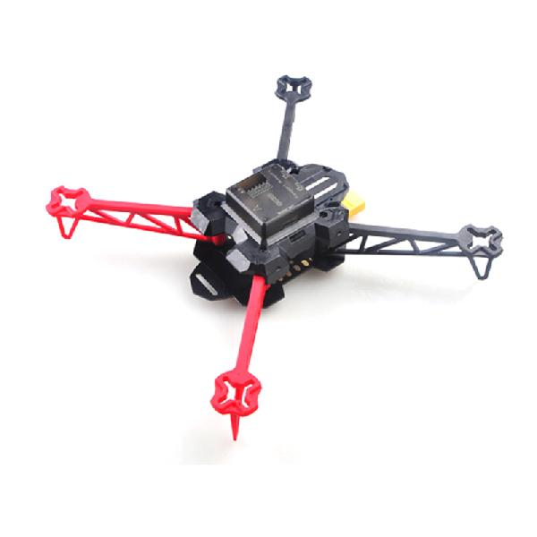 HMF F250 Super Light Ultralight Cross FPV Folding Quadcopter Frame ...