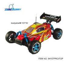 RC CAR HSP XSTR 1/10 SCALE EP BRUSHLESS BUGGY (item no. 94107TOP2)