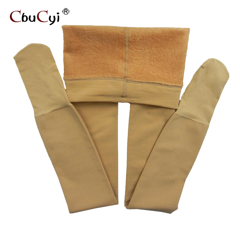tights Ladies Pantyhose Stockings Plus cashmere warm Cotton for the fashionable woman