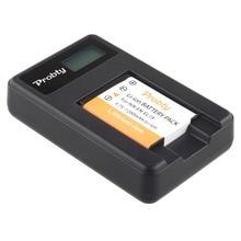 PROBTY 1x EN-EL19 EN EL19 Камера Аккумулятор + LCD USB Зарядное Устройство для Nikon S2500 S2600 S2700 S3100 S3200 S3300 S3500 S4100 S4150 S6500
