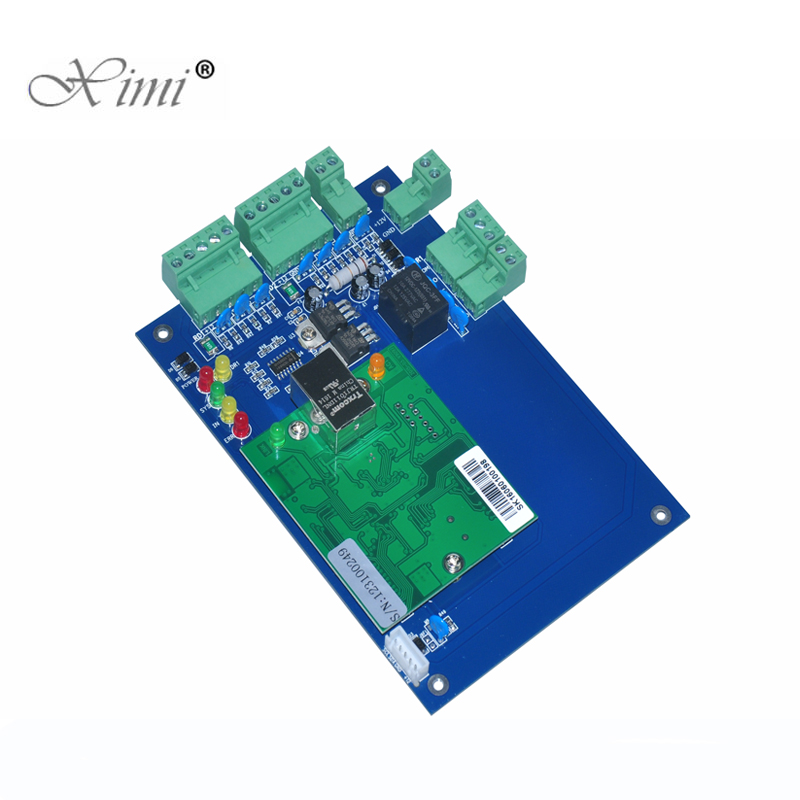 One Door Network Access Control Panel Board With Software Communication Protocol TCP/IP board Wiegand Reader for 1 Door Use портмоне calvin klein jeans calvin klein jeans ca939bmugm29