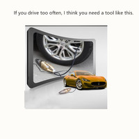 Multifunctional Vacuum Cleaner for Automobile for SEAT Ibiza Leon Toledo Arosa Alhambra Exeo FR Car Accessories