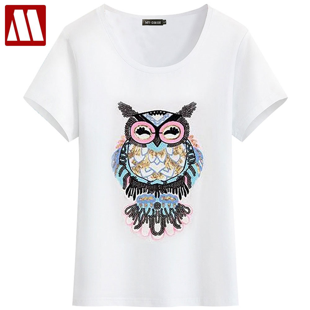 Owl Shirt Women