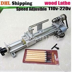 DIY Wood Lathe Mini Lathe Mach