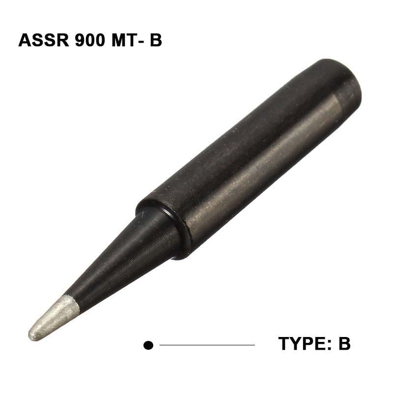 6 PCS / rinkinys be švino lydmetalio geležies antgalis 900M-T - Suvirinimo įranga - Nuotrauka 3