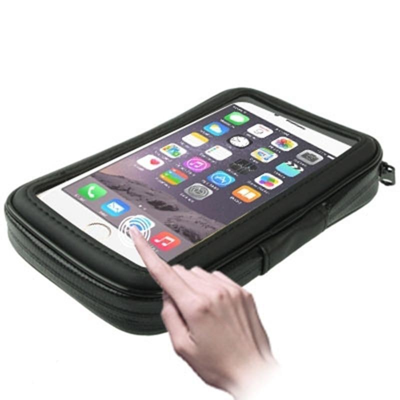 Для iPhone 6s plus Водонепроницаемый Чехол Водонепроницаемая сумка с креплением на велосипед для iPhone 6 plus samsung Galaxy Note 4 Водонепроницаемый Чехол