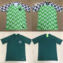 2793ec3aa Hot Sale 2018 Nigeria National Football Team Soccer Jersey.Can Customize  The Number And Name