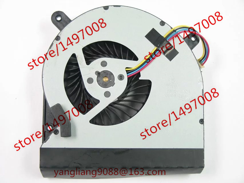 Free Shipping For DELTA KSB0612HB, -CL46 G750JW G750J Server Laptop Cooling fan new ksb0612hb cl46 for asus g750j g750jw gpu cooling fan please confirm disassemble the fan pictures