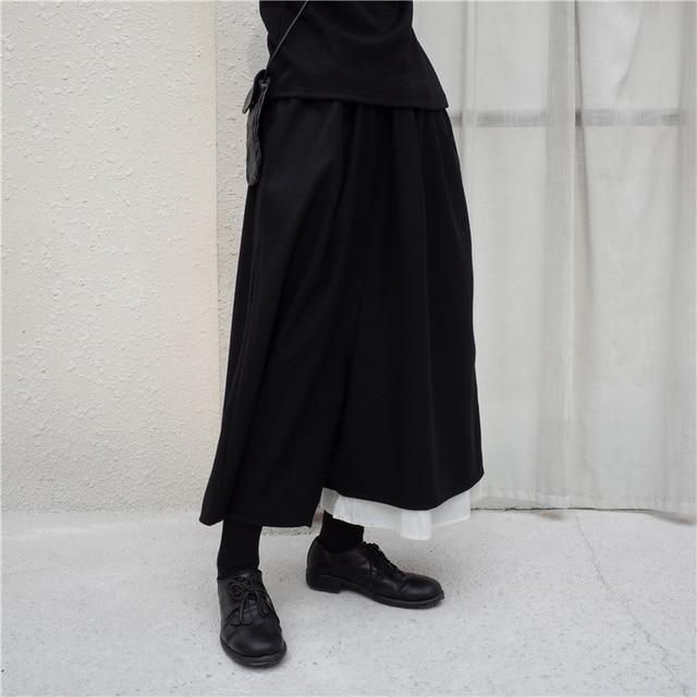 27 40! männer neue Kleidung lange hosen trend punk gothic
