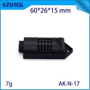 """Image 2 - 50 חתיכות הרבה פלסטיק טמפ חיישן/לחות חיישן מארז את 2 61x26x17mm 2.40 """"x 1.02"""" x 0.67"""""""