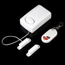 Chuangkesafe Wireless Door Window Entry Burglar Alarm Safety Security Guardian Protector Door Magnetic Sensor Alarm