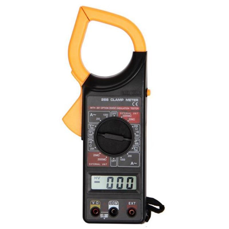 Urijk Clamp type ammeter Digital clamp universal meter Electrical font b measure b font tool font
