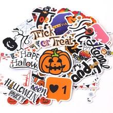 31pcs Vintage Happy Halloween gift  Pumpkin decoration stationery sticker diy ablum diary scrapbooking label