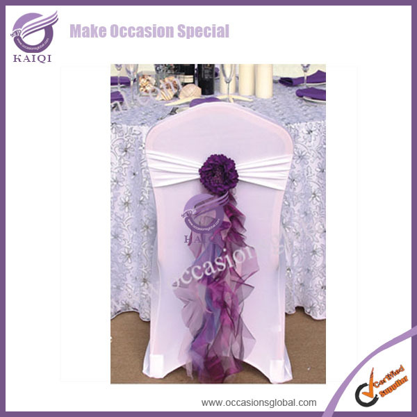 200sets Hot Ultra Purple Plum Pink Chair Sashes 200pcs