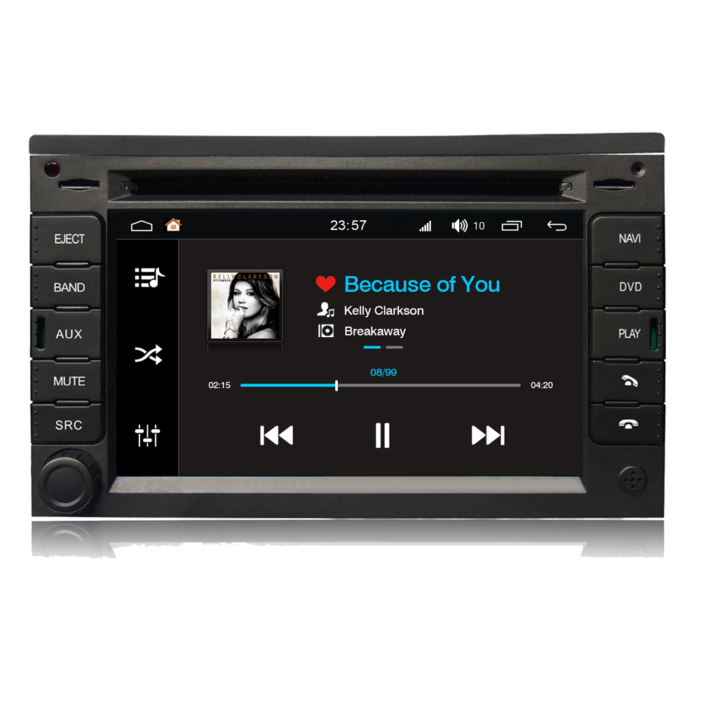 S200 For VW Sharan Android 8.0 Autoradio Car Stereo Radio DVD GPS Navigation Sat Navi Multimedia HeadUnit Audio Video Player