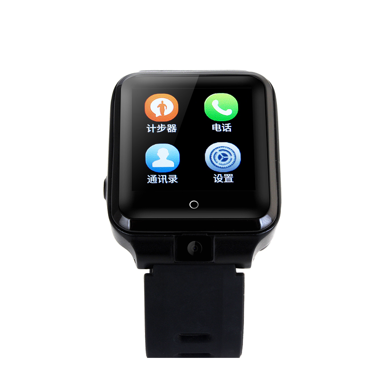 4G <font><b>M13</b></font> Smart <font><b>Watch</b></font> Android 6.0 Wifi GPS Bluetooth Smartwatch 1+8G IP67 Waterproof Blood pressure sport <font><b>watch</b></font> image