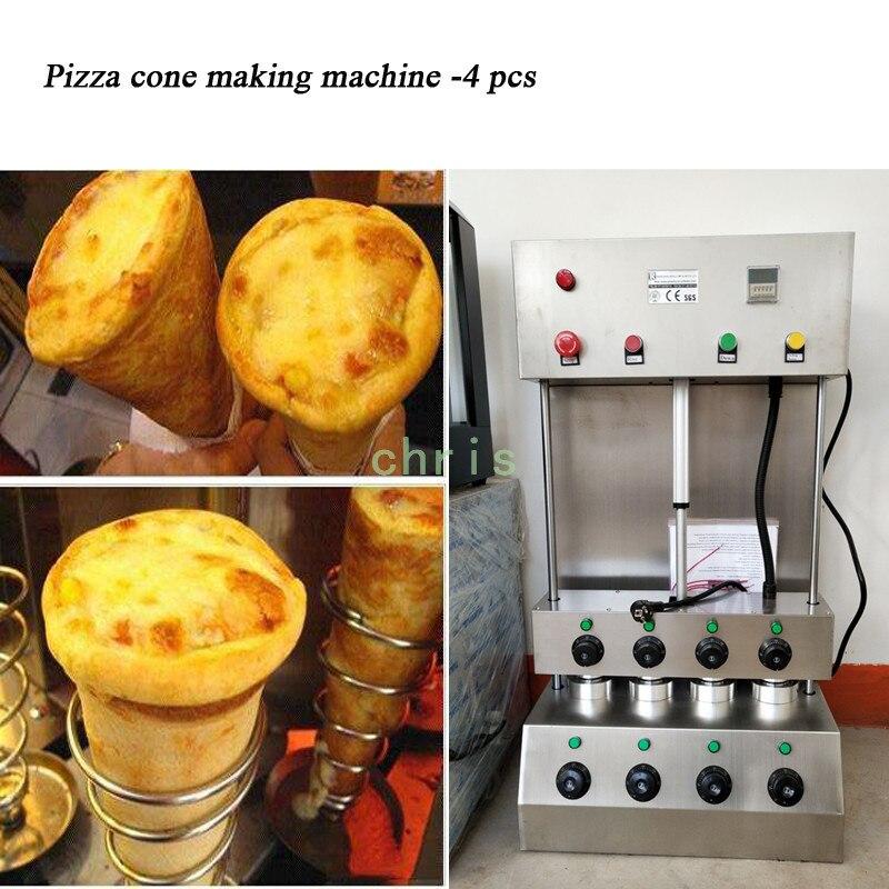 Best Selling Kono Cone Pizza Machine / Pizza Cone Equipment For Sale