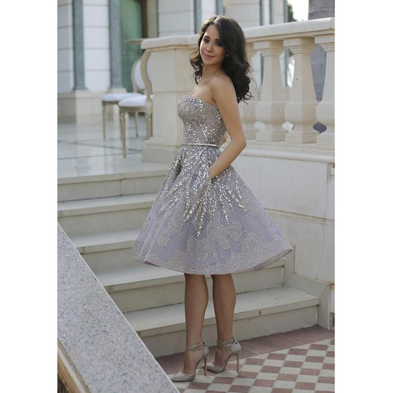 Pinterest vestidos tipo coctel