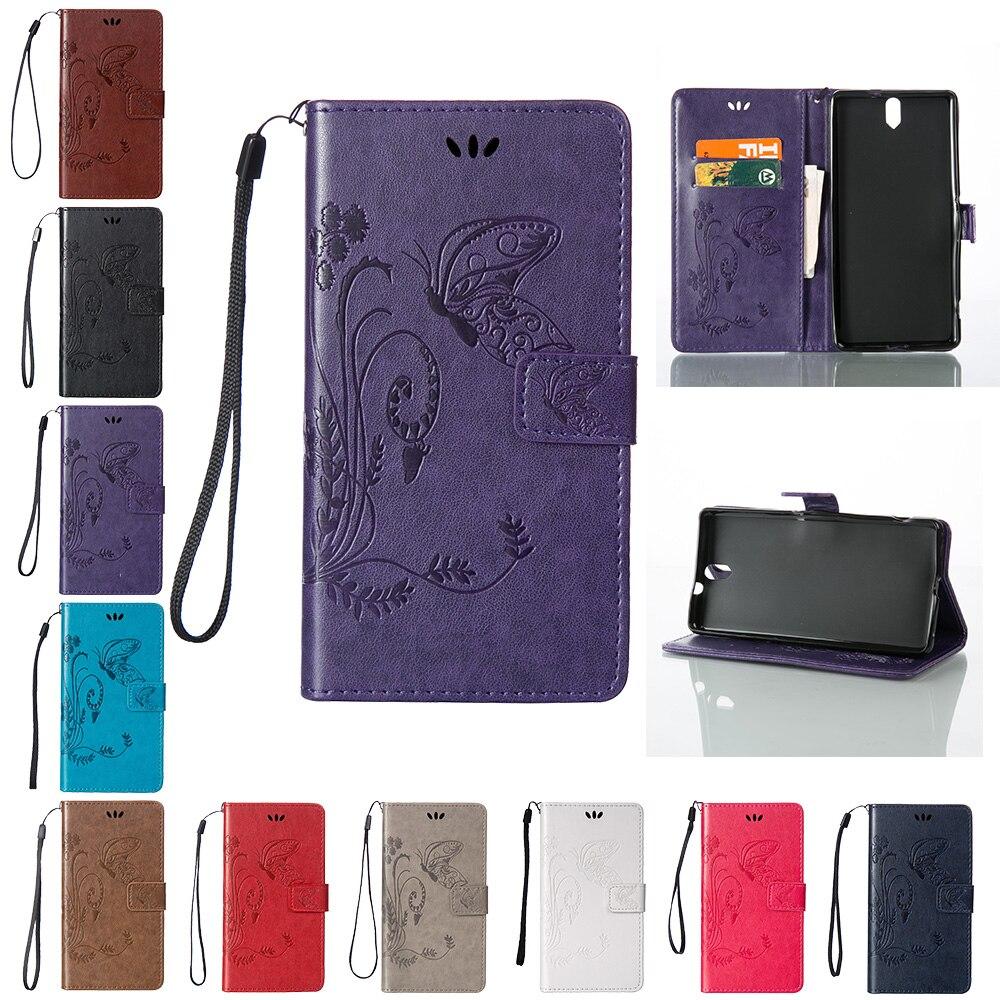 Case For Sony Xperia C5 Ultra LTE E5533 E5563 E5506 E5553 Flip Phone Cover Leather Case for Sony C 5 Ultra E 5533 5563 5506 5553