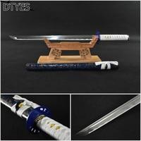 Katana Samurai Japanese Sword Katana 1095 High Carbon Steel Espada Katana Samurai Handmade Katana Sword Battle Ready