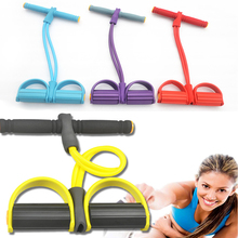 Strength Resistance Training Bands Workout Exercise for Yoga Type Body Building Fitness Equipment Power Tool