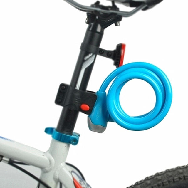 2018 NEW Best Bicycle Lock Mountain Bike Anti theft Lock Electric ...